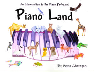 Piano Land Cover Page